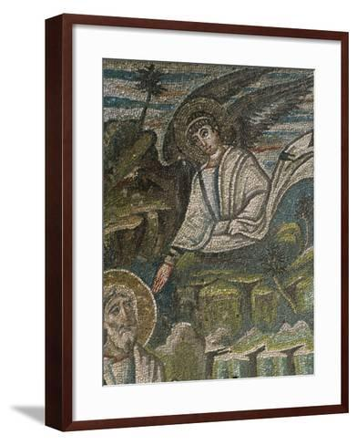 Angel--Framed Art Print