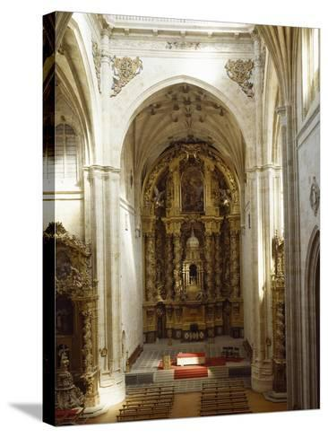Spain--Stretched Canvas Print