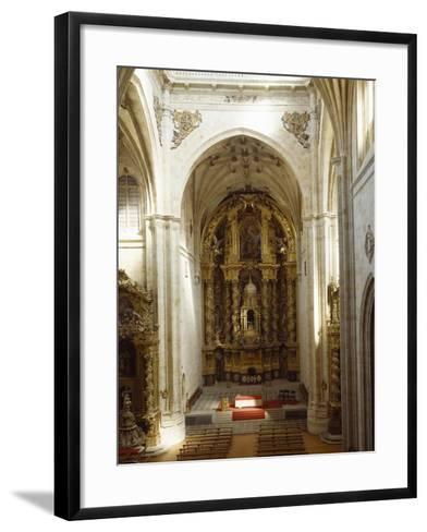 Spain--Framed Art Print