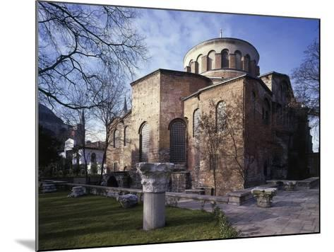 Church of St Irene, 6th-8th Century Byzantine Church, Historic Areas of Istanbul--Mounted Photographic Print