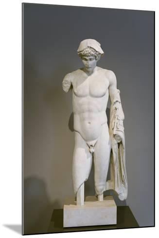 Hermes, Ludovisi or Loghios Style, First Century Ad, National Museum of Rome--Mounted Giclee Print