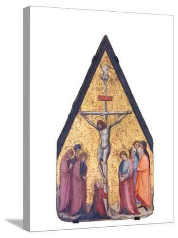 The Crucifixion, Bitino Da Faenza, 1357 -1426 Ca--Stretched Canvas Print
