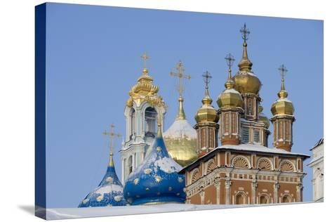 Russia--Stretched Canvas Print