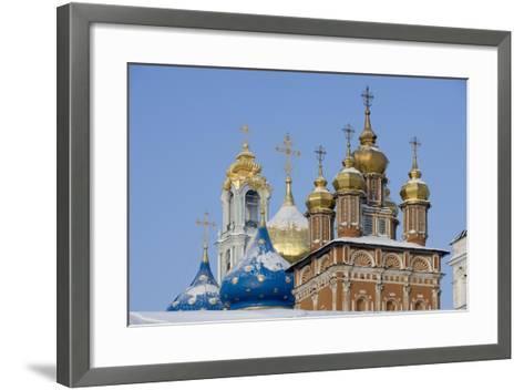 Russia--Framed Art Print