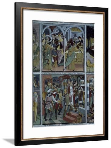 France-Giovanni Canavesio-Framed Art Print