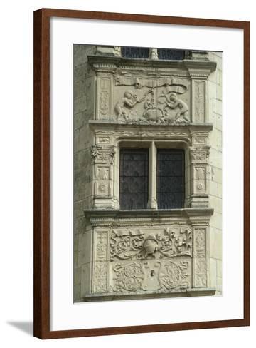 France--Framed Art Print