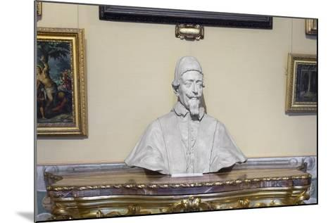 Portrait on Pope Alessandro Vii Chigi--Mounted Giclee Print