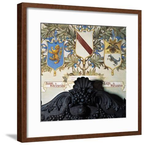 Family Coat-Of-Arms--Framed Art Print