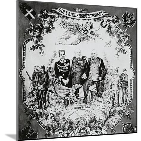 Kings William I--Mounted Giclee Print
