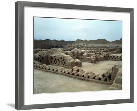 Peru--Framed Art Print