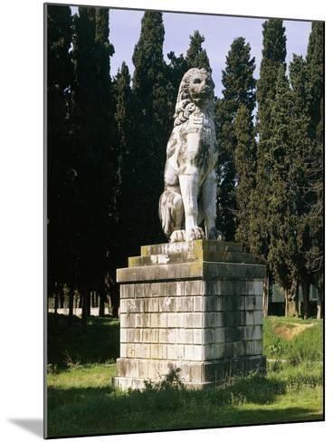Greece--Mounted Giclee Print