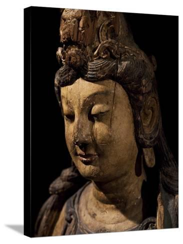 Kuan-Yin--Stretched Canvas Print