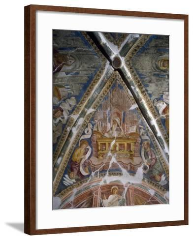 Saint Jerome--Framed Art Print