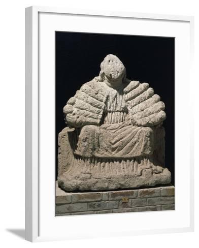 Mater Capuana--Framed Art Print