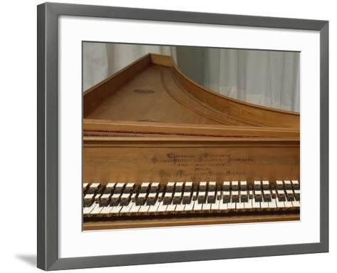 Harpsichord--Framed Art Print