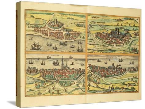 Helsingborg--Stretched Canvas Print