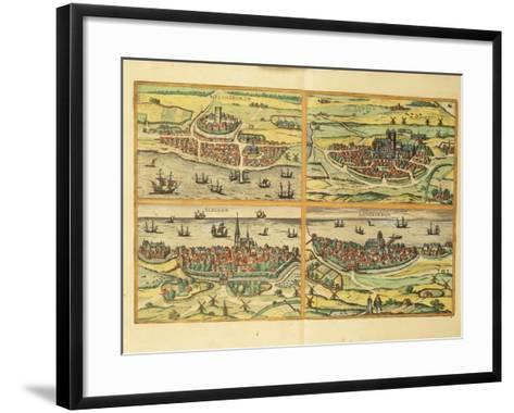 Helsingborg--Framed Art Print