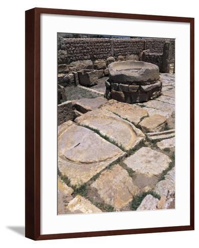 Tunisia--Framed Art Print