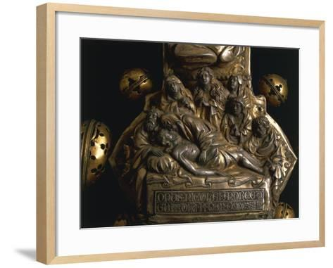 Processional Cross of Saint Maximus--Framed Art Print