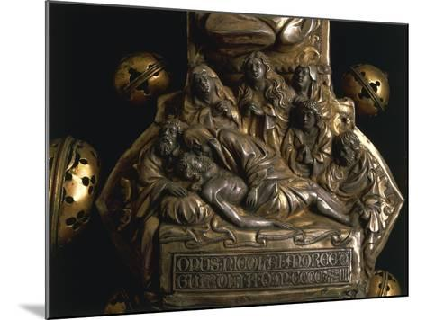 Processional Cross of Saint Maximus--Mounted Giclee Print