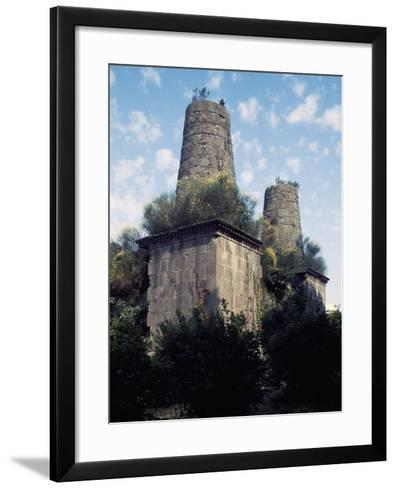 Tomb of Horatii and Curiatii--Framed Art Print