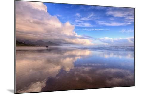 Beach Cloud Walk, Cannon Beach, Oregon Coast-Vincent James-Mounted Photographic Print