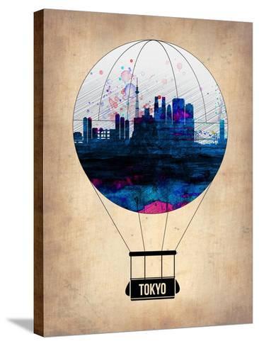 Tokyo Air Balloon-NaxArt-Stretched Canvas Print