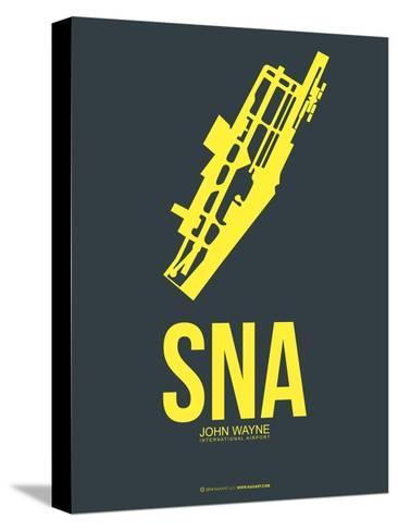 SNA John Wayne Poster 3-NaxArt-Stretched Canvas Print