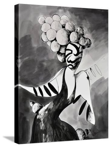 Cottonette-Vaan Manoukian-Stretched Canvas Print