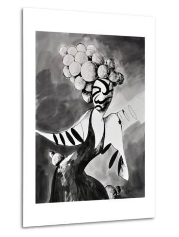 Cottonette-Vaan Manoukian-Metal Print