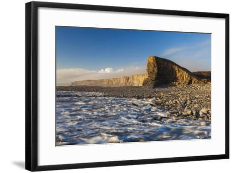 Nash Point, Glamorgan Heritage Coast, Wales, United Kingdom, Europe-Billy-Framed Art Print