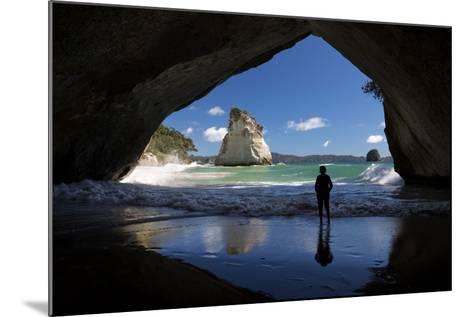 Cathedral Cove, Hahei, Coromandel Peninsula, Waikato, North Island, New Zealand, Pacific-Stuart-Mounted Photographic Print