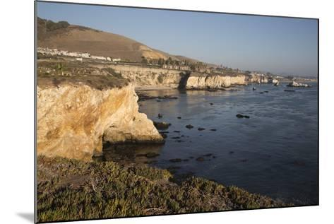 Rocky Coastline Looking Towards Pismo Beach-Stuart-Mounted Photographic Print