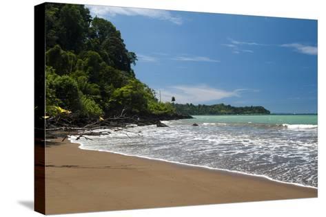 Osa Peninsula, Costa Rica, Central America-Sergio-Stretched Canvas Print