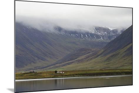 Onundarfjordur, West Fjords, Iceland, Polar Regions-Michael-Mounted Photographic Print
