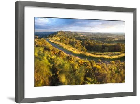 Malvern Hills, Worcestershire, England, United Kingdom, Europe-Matthew-Framed Art Print