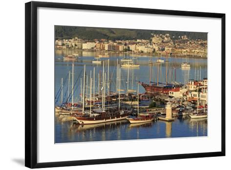 Old Town, Marmaris, Anatolia, Turkey, Asia Minor, Eurasia- Richard-Framed Art Print