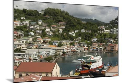The Carenage (The Old Harbour)-Tony-Mounted Photographic Print