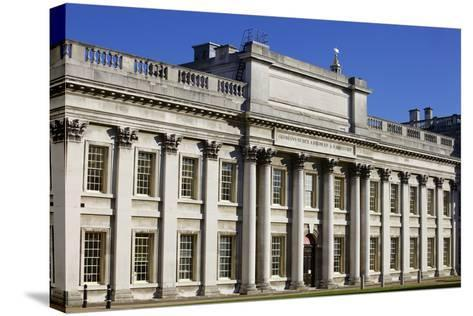 Trinity College of Music-Simon-Stretched Canvas Print