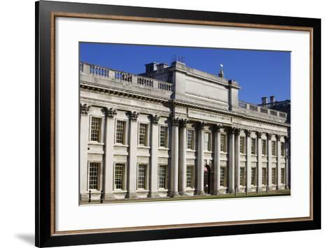 Trinity College of Music-Simon-Framed Art Print