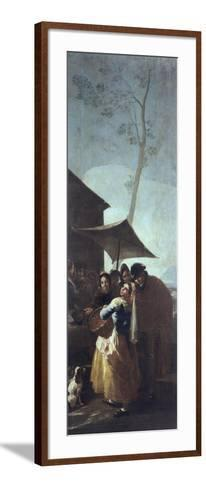 The Walk-Suzanne Valadon-Framed Art Print