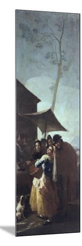 The Walk-Suzanne Valadon-Mounted Art Print