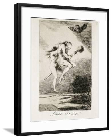 Pretty Teacher-Suzanne Valadon-Framed Art Print