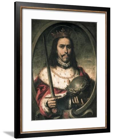 King Ferdinand III of Castile and Leon-Bernardo Lorente German-Framed Art Print
