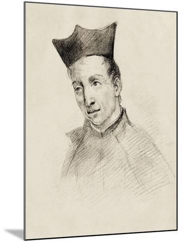 Baltasar Gracian (1601-1658)--Mounted Art Print
