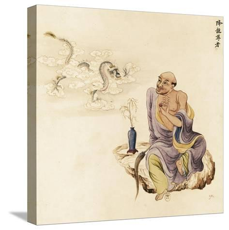 Taoism--Stretched Canvas Print