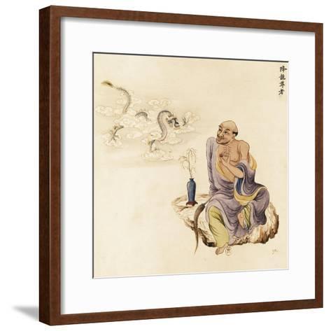 Taoism--Framed Art Print