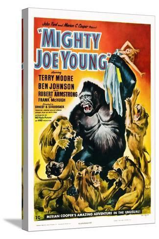 Mighty Joe Young--Stretched Canvas Print