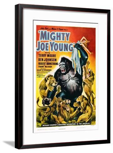Mighty Joe Young--Framed Art Print