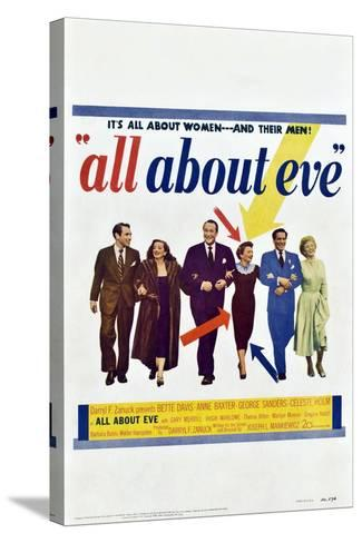 All About Eve--Stretched Canvas Print